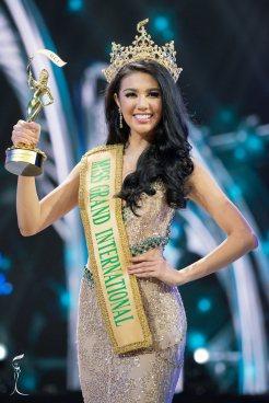 Miss Grand International 2016 - INDONESIA