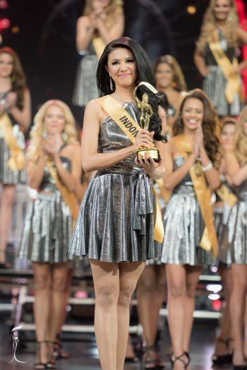 Miss Indonesia - Mejor Traje Típico