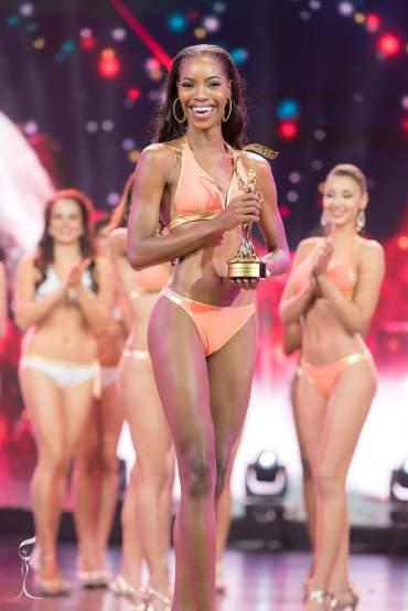 Miss Bahamas - Mejor en Traje de Baño