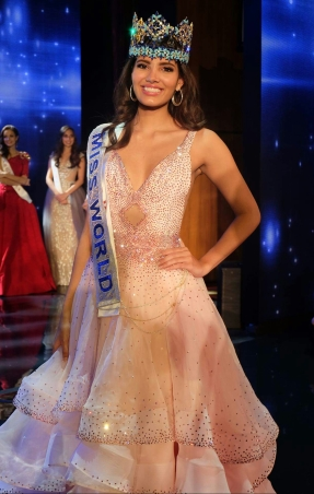 Stephanie Del Valle Miss World 2016