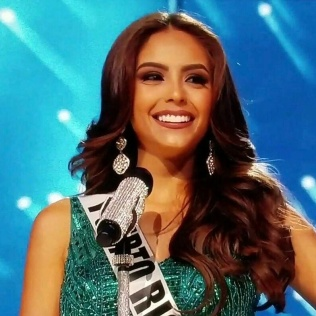 Brenda Azaria Jiménez Miss Universe Puerto Rico 2016