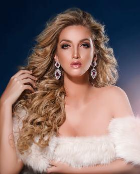 Miss Earth Puerto Rico 2017 Karla Victoria Aponte